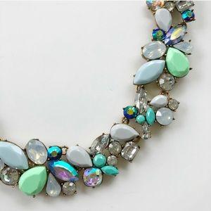 J CREW | Gemstone Statement Necklace